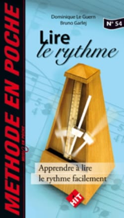 Bruno GARLEJ & Dominique LE GUERN - Lire le Rythme - Sheet Music - di-arezzo.co.uk
