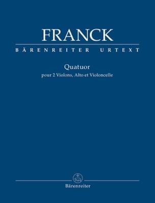 Quatuor A Cordes FRANCK Partition Quatuors - laflutedepan