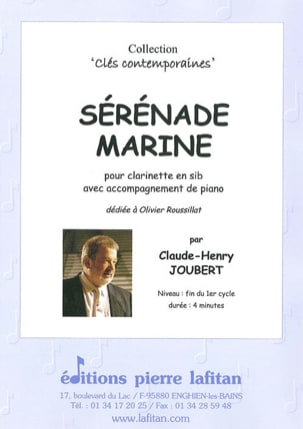 Sérénade Marine - Clarinette Claude-Henry Joubert laflutedepan