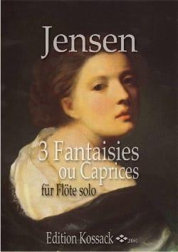 3 Fantaisies ou Caprices, op. 14 - laflutedepan.com