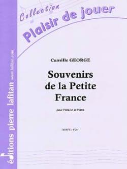 Camille George - Souvenirs de la Petite France - Partition - di-arezzo.fr