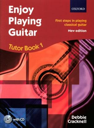 Enjoy Playing Guitar - Tutor Book 1 - laflutedepan.com