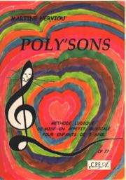Martine Herviou - Poly'sons - Sheet Music - di-arezzo.com