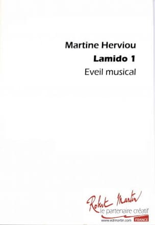 Martine Herviou - La Mi Do Volume 1 - Partition - di-arezzo.fr