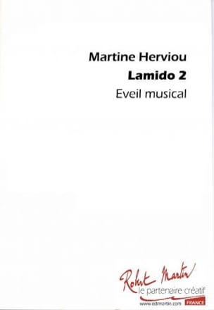 Martine Herviou - La Mi Do Volume 2 - Partition - di-arezzo.fr
