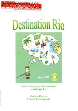 Claudia & Dentresangle Franck Pereira - Destination Rio Volume 2 - Sheet Music - di-arezzo.co.uk