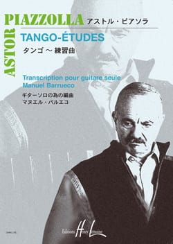 Astor Piazzolla - Tango-Etudes - Partition - di-arezzo.fr