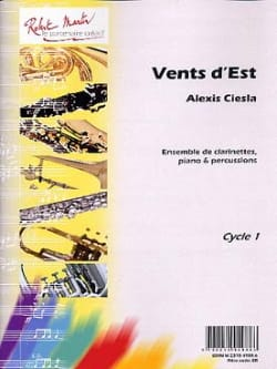 Alexis Ciesla - Winds of East - Sheet Music - di-arezzo.com