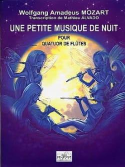 Wolfgang Amadeus Mozart - Une Petite Musique de Nuit - Partition - di-arezzo.fr