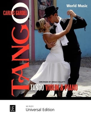 Carlos Gardel - Tango For Violin - Piano - Sheet Music - di-arezzo.com