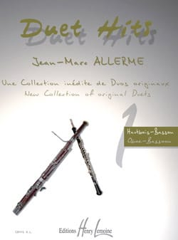 Jean-Marc Allerme - Duet Hits for Oboe - Bassoon - Sheet Music - di-arezzo.com