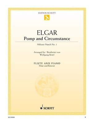 Pomp And Circumstance - Flûte - Edward Elgar - laflutedepan.com