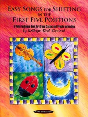 Bird Kinnard Kathryn / Suzuki * - Easy Songs For Shiftingin The First Five Positions - Partition - di-arezzo.fr