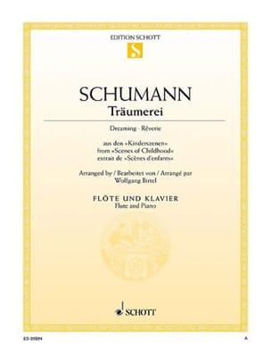 SCHUMANN - Reverie Op.15 N ° 7 - Sheet Music - di-arezzo.com