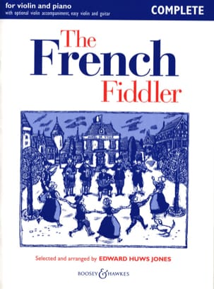 Huws Jones Edward - The French Fiddler For Violin - Complete Edition - Partition - di-arezzo.co.uk