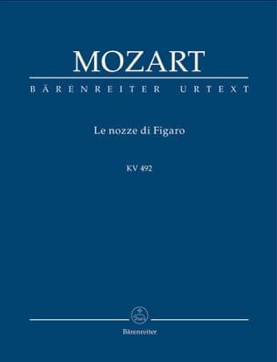 MOZART - フィガロの結婚 - 楽譜 - di-arezzo.jp