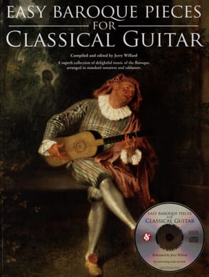- Easy Baroque Pieces For Classical Guitar - Partition - di-arezzo.fr