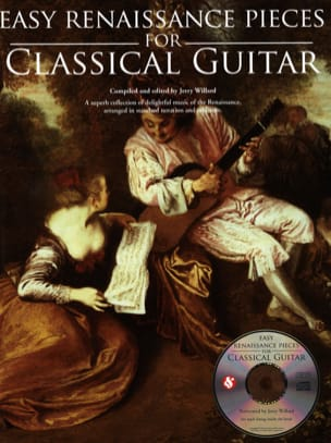 - Easy Renaissance Pieces for Classical Guitar - Partition - di-arezzo.fr