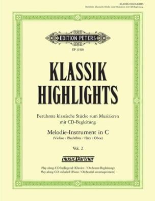 - Klassik Highlights Vol.2 - Sheet Music - di-arezzo.com