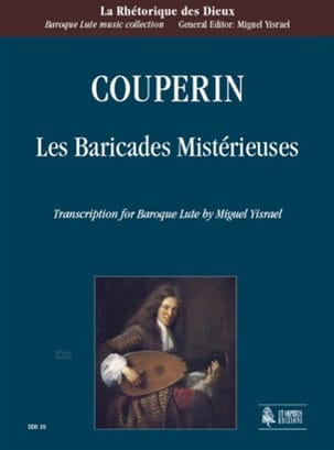 François Couperin - The Misterious Baricades - Partitura - di-arezzo.it