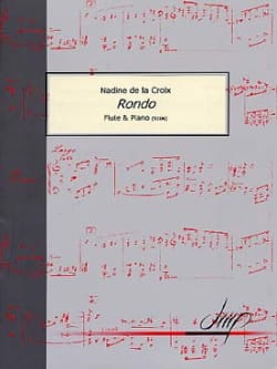 la Croix Nadine De - Rondo - Sheet Music - di-arezzo.co.uk