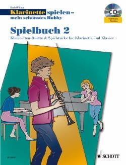 Klarinette Spielen - Mein Schönstes Hobby - Spielbuch 2 laflutedepan