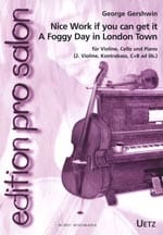 George Gershwin - Nice Work If You Can Get It // A Foggy Day In London Town - Sheet Music - di-arezzo.co.uk