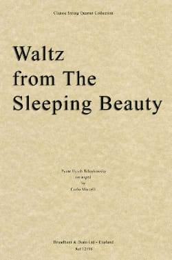 Waltz From The Sleeping Beauty (Score & Parts) - laflutedepan.com