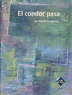 El Condor Pasa Traditionnel Partition Guitare - laflutedepan