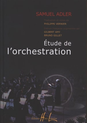 Samuel Adler - Study of orchestration - Sheet Music - di-arezzo.com
