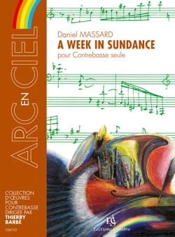 Daniel Massard - A Week In Sundance - Sheet Music - di-arezzo.co.uk