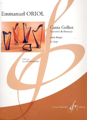 Emmanuel Oriol - Canta Grilhet - Sheet Music - di-arezzo.co.uk