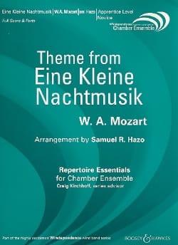 Theme From Eine Kleine Nachtmusik( Conducteur) - laflutedepan.com