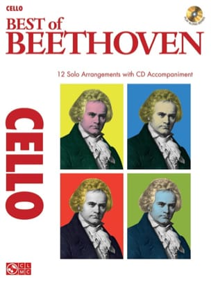 Ludwig van Beethoven - Best Of Beethoven For Cello - Partition - di-arezzo.fr
