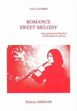 Romance Sweet Melody - Laura Colombo - Partition - laflutedepan.com