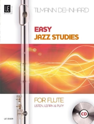 Easy Jazz Studies - Tilmann Dehnhard - Partition - laflutedepan.com
