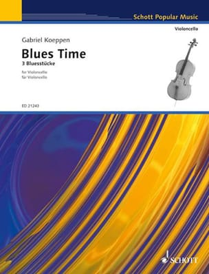 Gabriel Koeppen - Blues Time - Partition - di-arezzo.fr