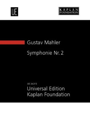 Gustav Mahler - Symphony No. 2 - Sheet Music - di-arezzo.co.uk