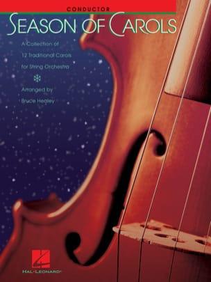 Season Of Carols For String Orchestra - Score - laflutedepan.com