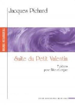 Jacques Pichard - Suite du Petit Valentin - Partition - di-arezzo.fr