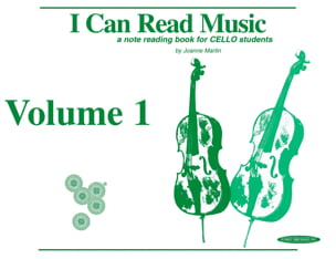 Joanne Martin - I Can Read Music Volume 1 - Sheet Music - di-arezzo.co.uk