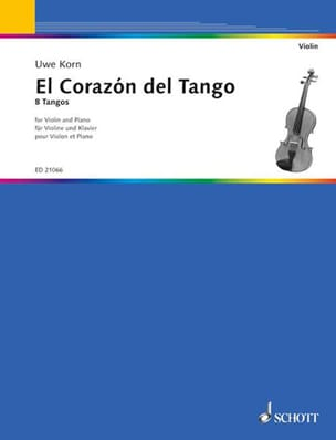 Uwe Korn - El Corazon Del Tango - Sheet Music - di-arezzo.co.uk