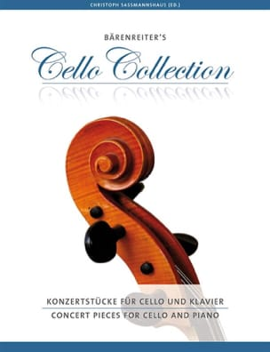 Christoph Sassmannshaus - Cello Collection - Partition - di-arezzo.fr
