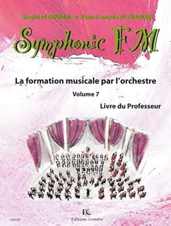 Symphonic FM Volume 7 - Livre du Professeur laflutedepan