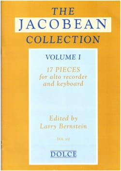 Jacobean Collection Volume 1 - Partition - laflutedepan.com