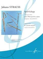 Johann (Père) Strauss - Sperl-Galopp Op. 42 - Partition - di-arezzo.fr