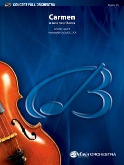 Carmen Suite - Georges Bizet - Partition - laflutedepan.com