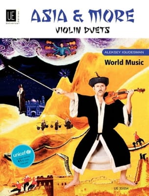 Asia And More - Violin Duets Aleksey Igudesman Partition laflutedepan