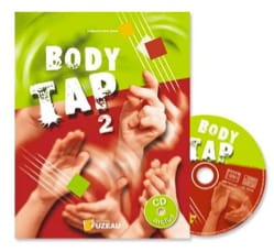 Guillaume Saint-James - Body Tap Vol 2 - Partition - di-arezzo.fr
