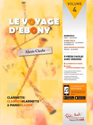 - Ebony's Journey - Sheet Music - di-arezzo.co.uk